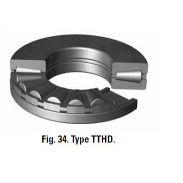 Bearing T128 D