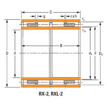 Bearing 300arXsl1845w217 332rXsl1845