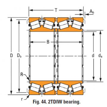 Bearing ee671798d 672873