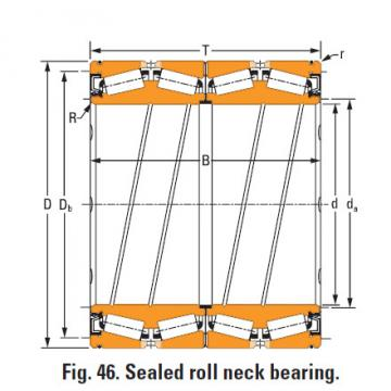 Bearing Bore seal – O-ring